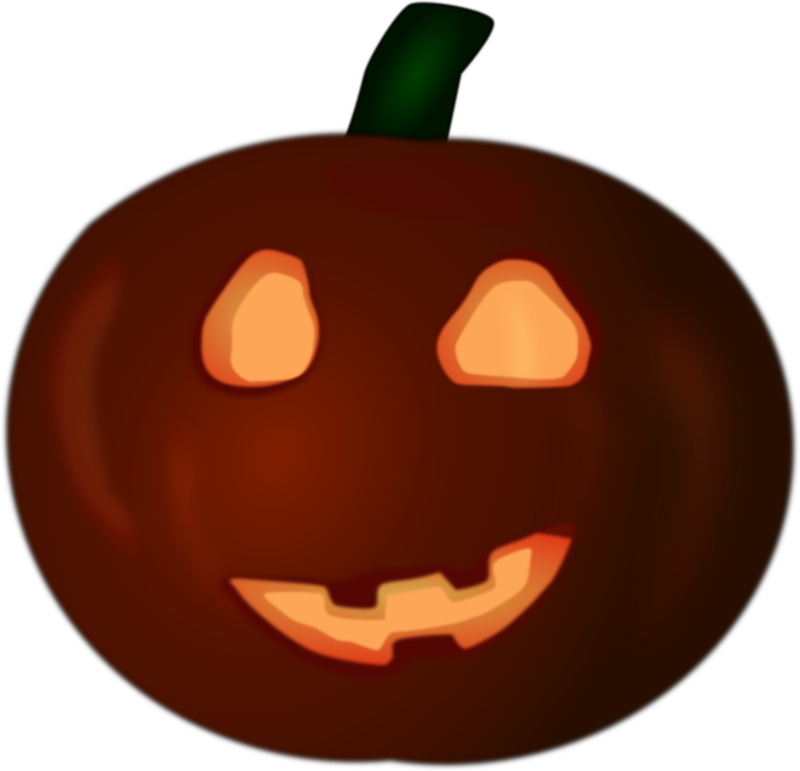 Halloween Pumpkin   by bullxl - A hallowwen pumpkin with glowing eyes and mouth.