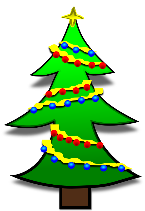 CHRISTMAS 005 by inky2010 - Some Christmas Clip Art