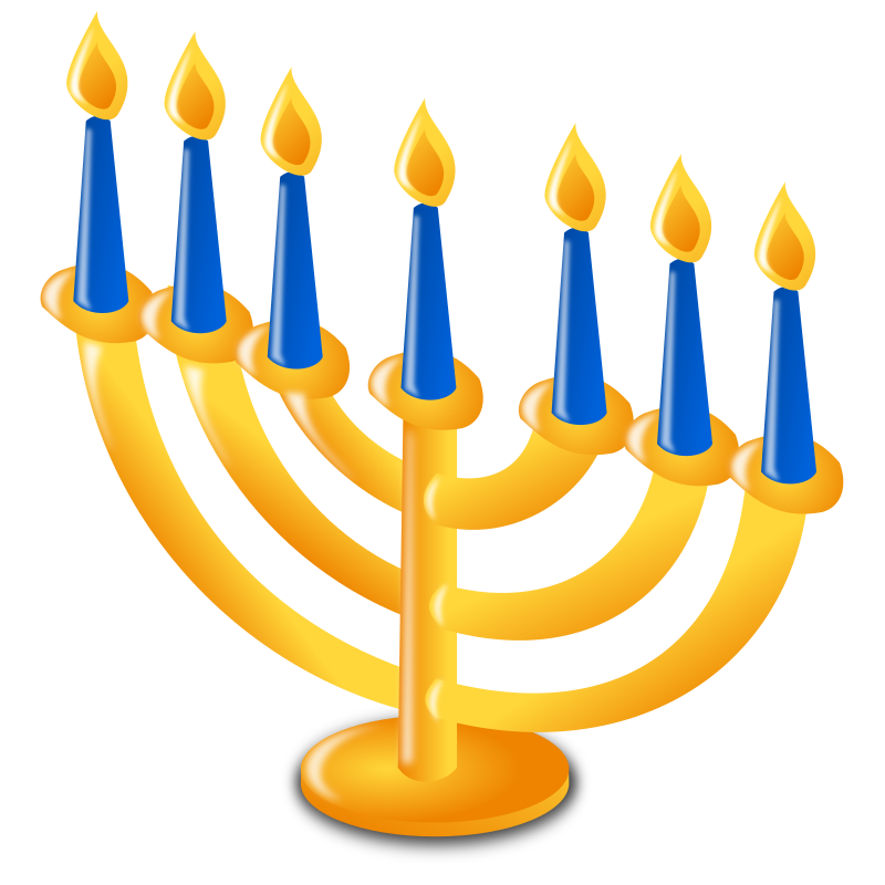 Clipart - Hanukkah Icon