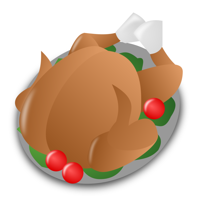 "Thanksgiving Day Icon by nicubunu - Thanksgiving Day - turkey  Part of the ""Events"" set made for WorldLabel.com"