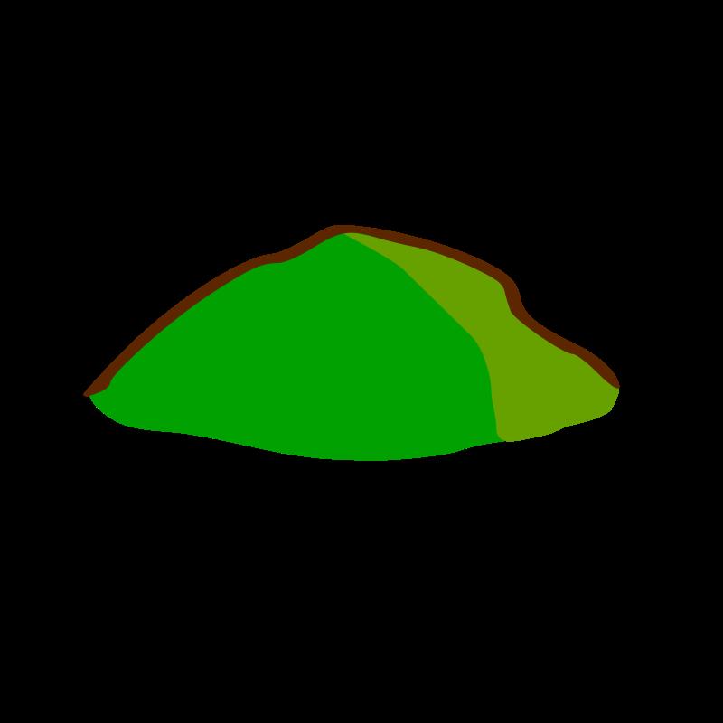 RPG map symbols: hill by nicubunu - Part of the fantasy ...