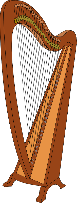 harp 1 by papapishu - Just a harp, plain and simple ;)