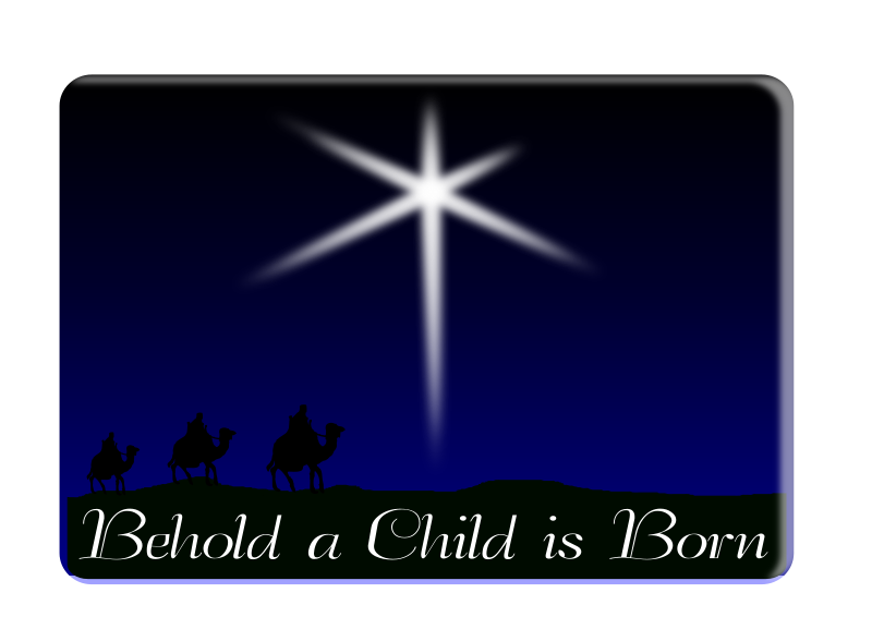 behold a child is born by dashell