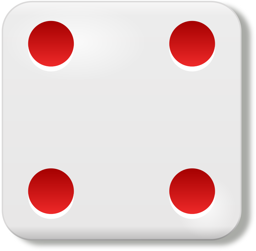 dado 4 by rg1024 - The six sides of a dice