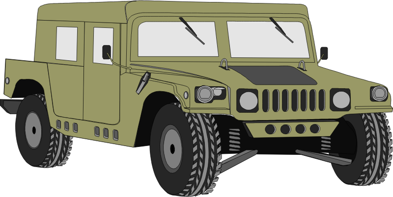 Humvee 3 by Anonymous
