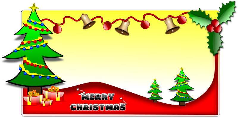 Christmas L1 by inky2010 - Mixed Christmas Clip Art