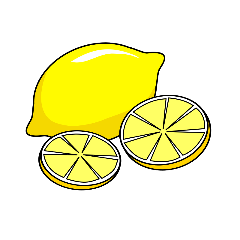 Lemon by nai_th - Design by Nai_th