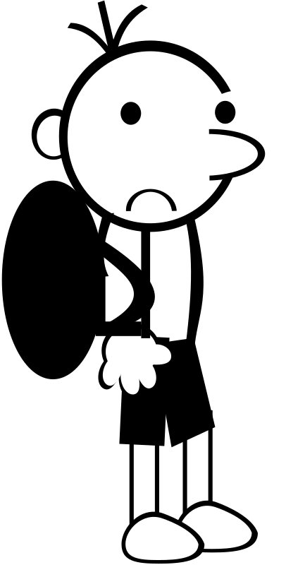 wimpykid by PeterBrough -