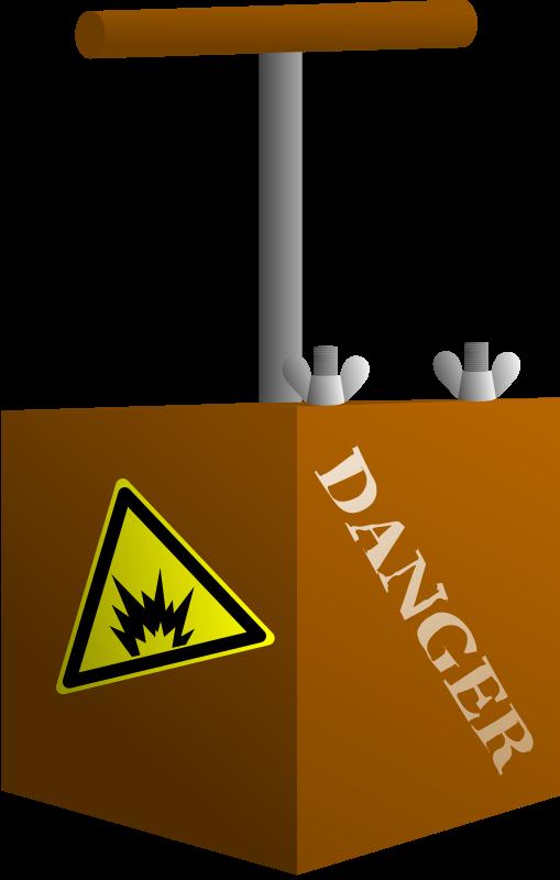 Clipart - Detonator Box