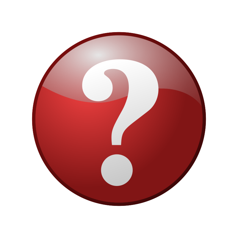 unknown_red by jean_victor_balin - red question mark button