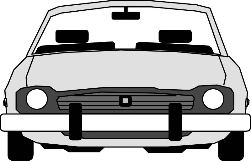 Car Front View