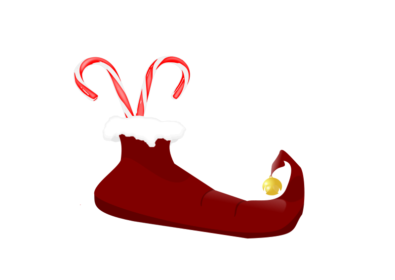 elf boot by dashell