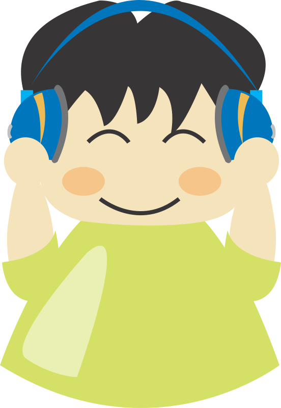 Boy with headphone1 by dcatcherex - Boy with headphone1