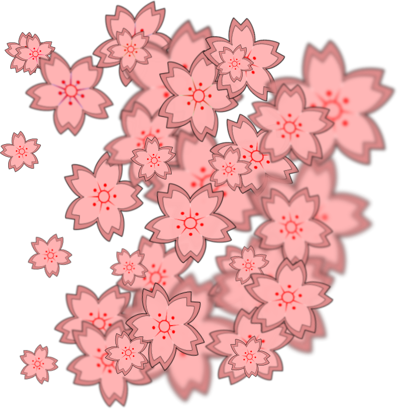 tile effect sakura 2 by ovideva -