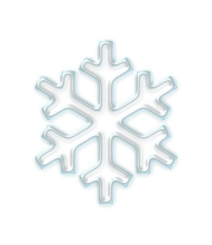 Clipart - Snowflake
