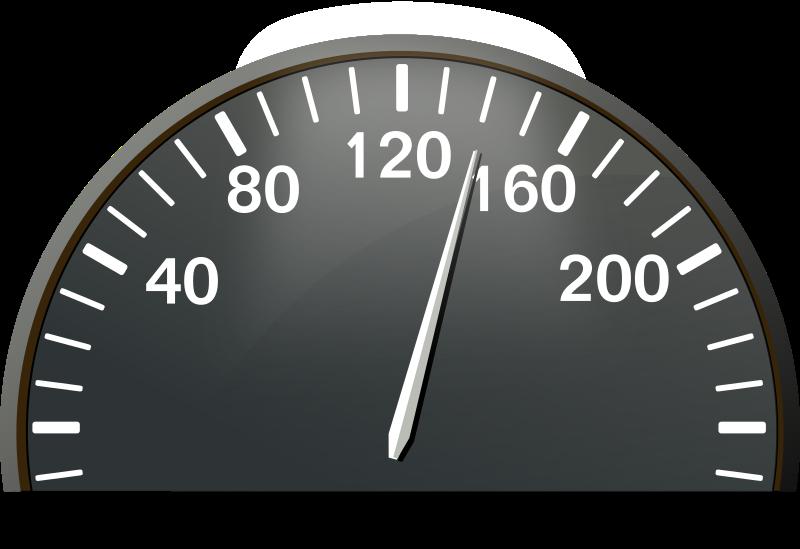 clipart - speedometer