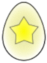 Easter egg (star) Thumbnail