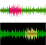 Two waveforms