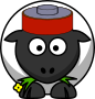 Battery sheep />