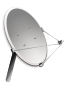 satellite antenna (dish)