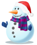 Snowman Shaded />