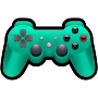 Color PlayStation Controller