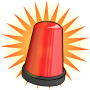 Red signal light