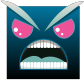 Angry Square />