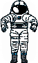 NASA Mark III Astronaut Space Suit Thumbnail