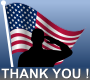 Memorial Day - Thank You!