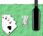 Poker Bottle