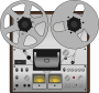 Reel to reel tape recorder />