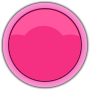 pink button blank