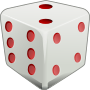Dice with Two on top