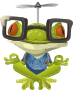 Inhabitants Npc Myopic Frog