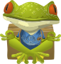 Inhabitants Npc Yoga Frog