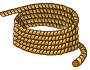 rope - coloured