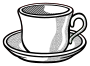 cup - lineart