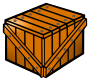crate - coloured