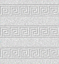 Ancient Greek Fret Pattern Marble Tileable
