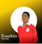 Eusébio, the King />