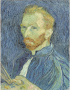 Van Gogh Self Portrait Thumbnail