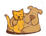Cat and Dog Friends Thumbnail