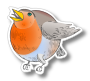 Round robin sticker