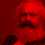 Karl Marx stripes