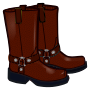 boots - coloured