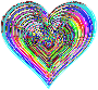 Rainbowrific Heart Enhanced 2