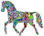 Psychedelic Horse 4