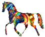Psychedelic Horse 7