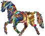Psychedelic Horse 8
